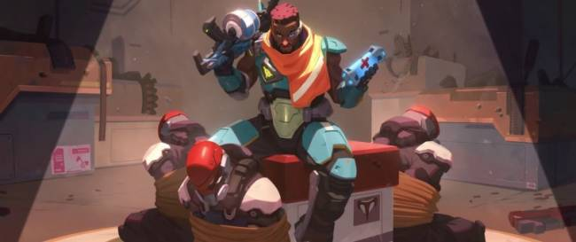 New Overwatch Hero Baptiste Revealed
