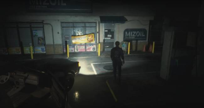 Here's What The Resident Evil 2 Remake Would Be Like With A Fixed Camera
