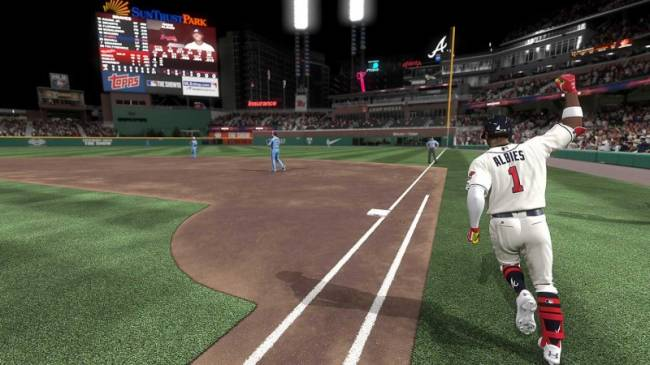 New MLB The Show 19 Trailer Touches 'Em All