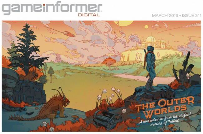 The Outer Worlds Digital Issue Is Now Live