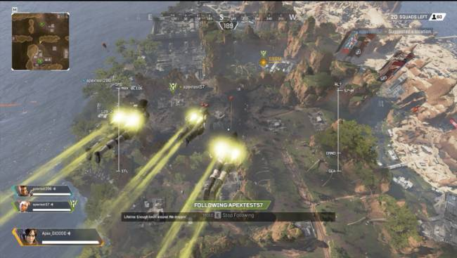 Apex Legends Racks Up 1 Million Players In 8 Hours, Outlines Content Roadmap