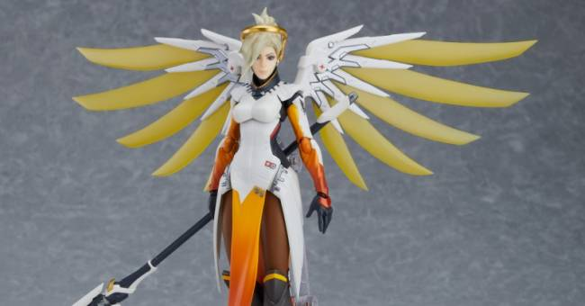 Overwatch's Mercy Figma Up For Preorder