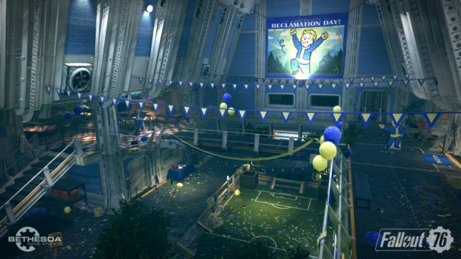 Fallout 76 Player Accidentally Discovers In-Development Vault