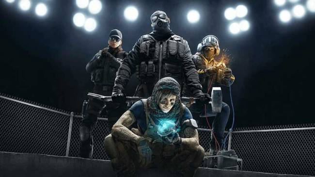 Free Weekend & New Editions Precede Year Four Of Rainbow Six Siege