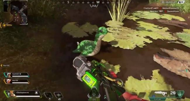 Apex Legends Players Are Hunting For Stuffed Dinosaurs