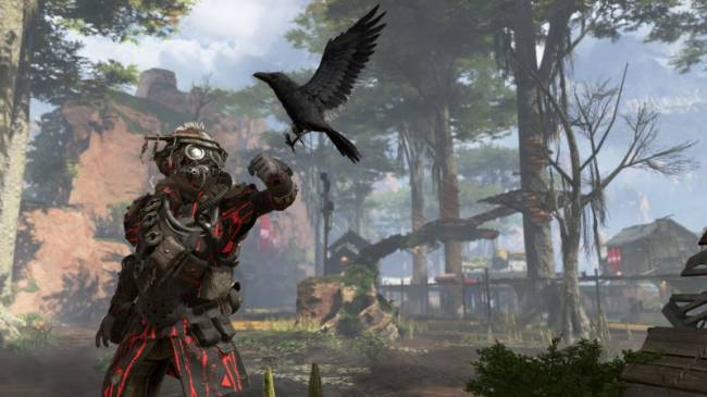 Here's A Handy Map Showing Where To Find Good Loot In Apex Legends