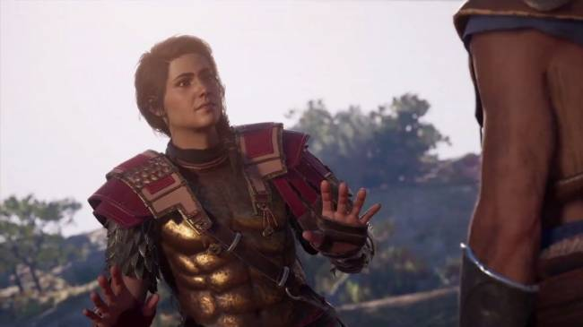 Assassin's Creed Odyssey February Update Adds New Game+ And New Story Content