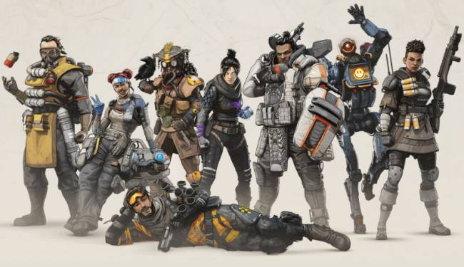 Apex Legends Valentine's Day Update Encourages Loving Your Team