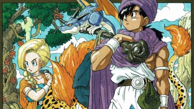 Dragon Quest V Getting Animated CG Adaptation In Japan