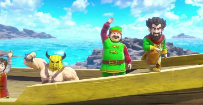 Dragon Quest Builders 2 Has A Switch Release Date