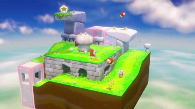 Cooperative Play And Paid DLC Come To Captain Toad: Treasure Tracker
