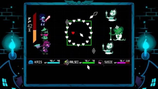 Undertale Semi-Sequel Teaser Deltarune Coming To Switch And PlayStation 4