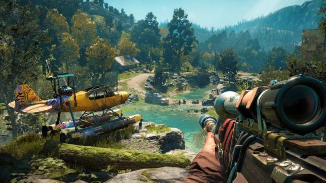See How Far Cry 5's Hope County Has Changed In Far Cry New Dawn