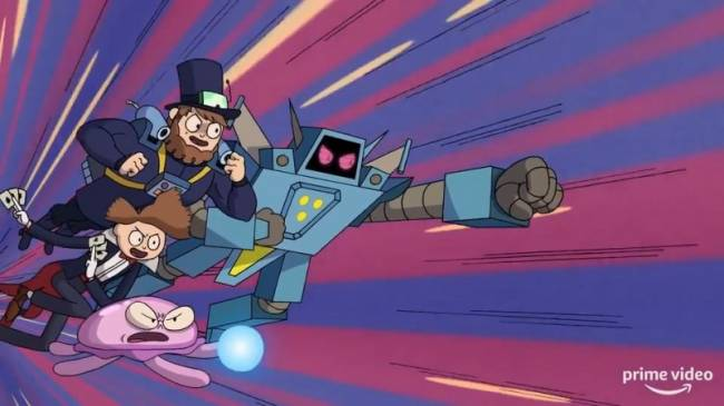 Costume Quest Cartoon Gets New Trailer Ahead Of Launch