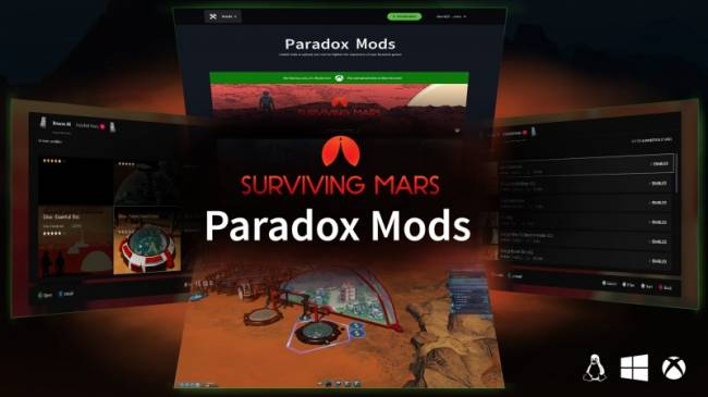 Paradox Interactive Launches Modding Platform For Xbox One And PC
