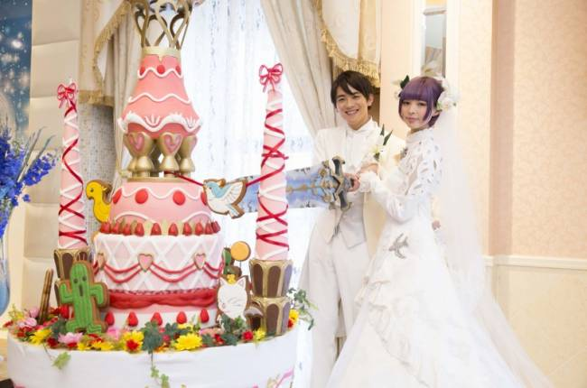 You Can Now Book A Final Fantasy XIV-Themed Wedding In Japan