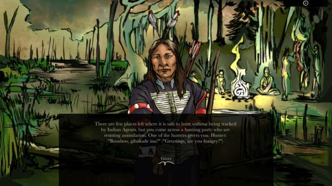 When Rivers Were Trails Is An Educational Game About The Native Experience