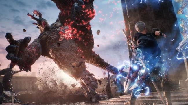 Capcom Has No Post-Launch DLC Plans For Devil May Cry 5