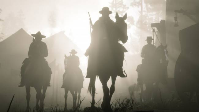 Today's Red Dead Online Updates Brings New Weapons, Modes, And More