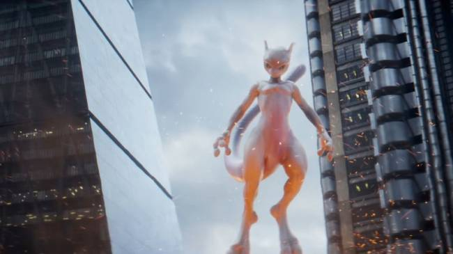 The Latest Detective Pikachu Movie Trailer Reveals Mewtwo And Much More
