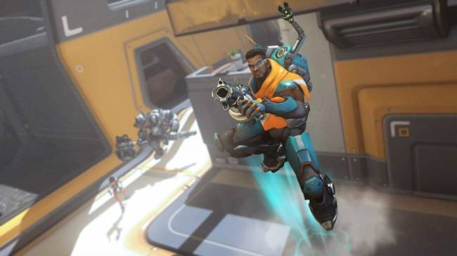 Overwatch's Newest Hero Baptiste Is Now Playable On The PTR, Here's What He Can Do