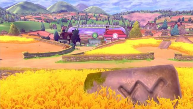 Get Your First Look At The Region And Starters Of Pokémon Sword And Shield