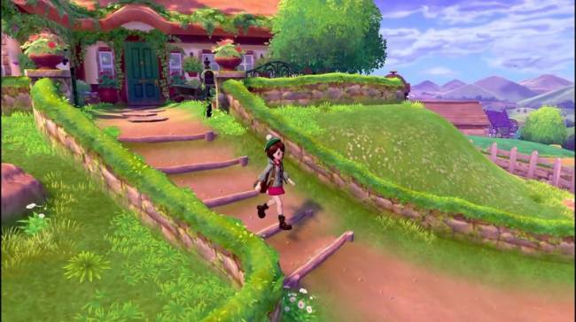 Pokémon Switch Is Officially Called Sword And Shield