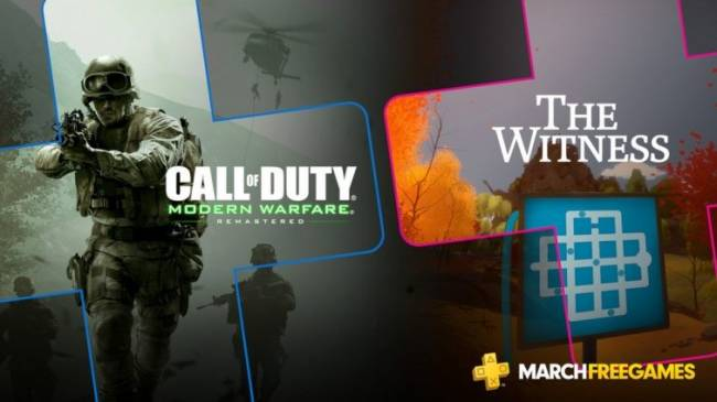 Witness March's Free PlayStation Plus Lineup