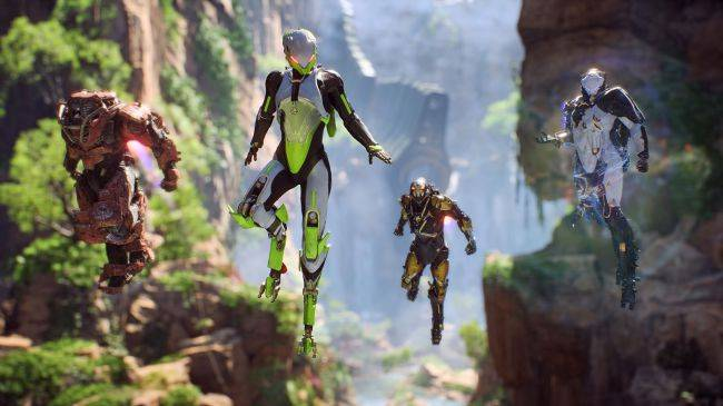 BioWare thinks Anthem's demo weekend will go smoothly this time
