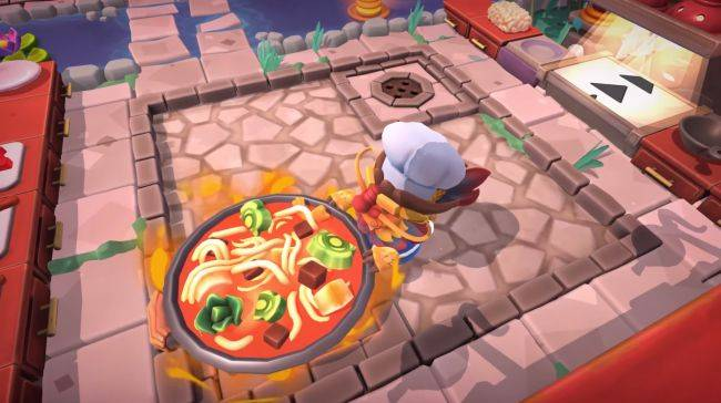 Overcooked 2 celebrates Chinese New Year with new chefs, levels, and survival mode