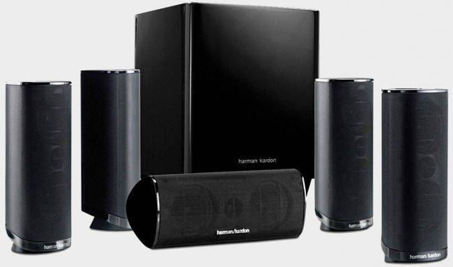 This refurbished 5.1 surround sound speaker set is massively discounted to $140