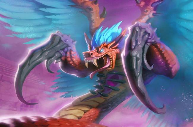 A curse is spreading through Hearthstone in the form of a card back that infects players