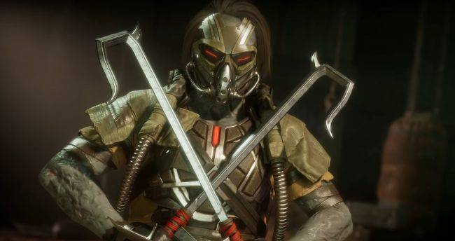 Watch Kabal demonstrate the most bonkers Mortal Kombat fatality I have ever seen
