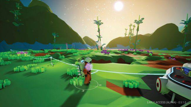 Space survival sim Astroneer has launched out of Early Access