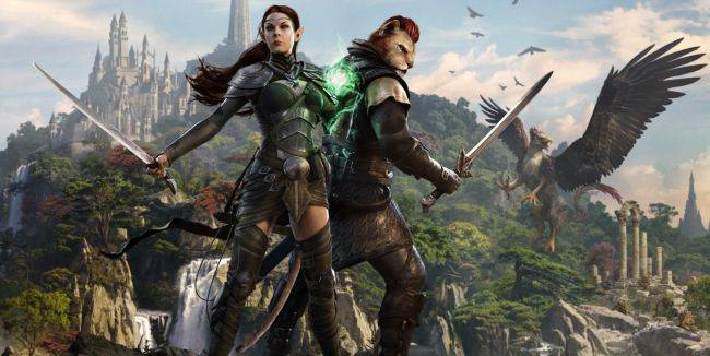 The Elder Scrolls Online's 'ESO Plus' program is free to try until Tuesday