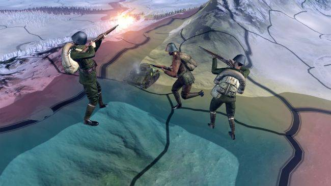 Hearts of Iron 4: Man the Guns release date set for later this month