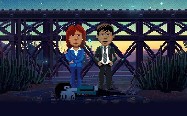 Thimbleweed Park is the next free game on the Epic Game Store