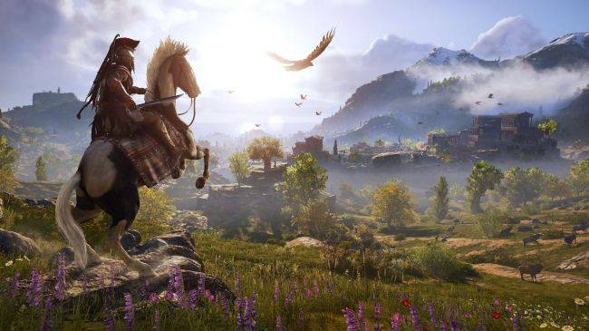 Assassin's Creed Odyssey will get New Game Plus this month
