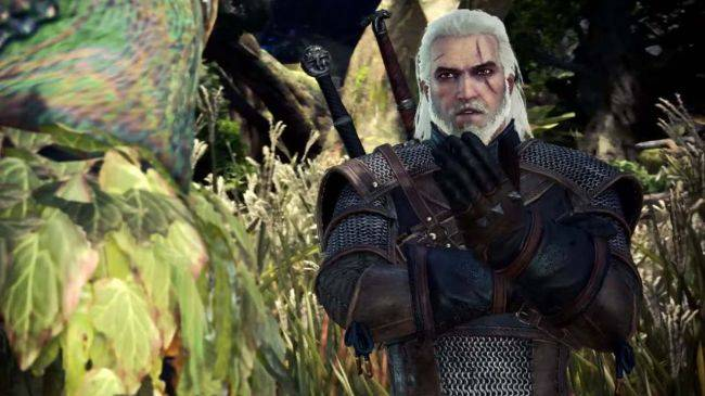 The Geralt Monster Hunter collaboration will feature a familiar Witcher 3 monster