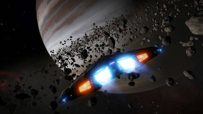 Frontier Developments' next game, based on a new IP, is coming out this year