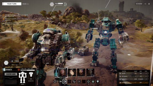 This fan-made Battletech expansion adds a bunch of lore-friendly mechs