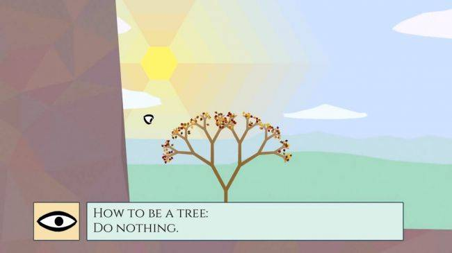 This branching game about being a tree has 16 endings