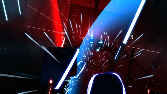 Beat Saber players were too fast for Steam VR