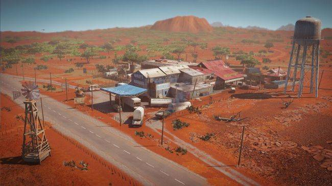 Rainbow Six Siege's Australian map is a ramshackle service station on a lonely highway