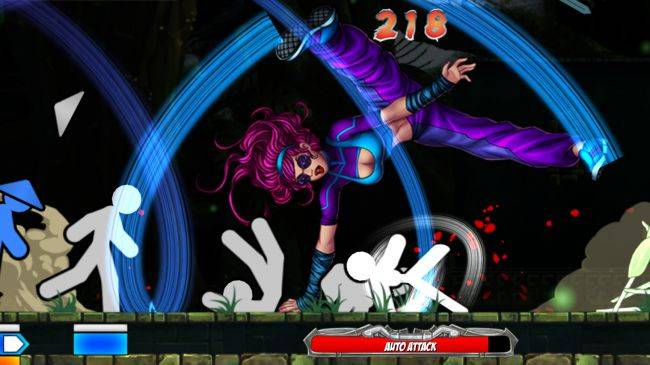 The One Finger Death Punch 2 demo is available now on Steam