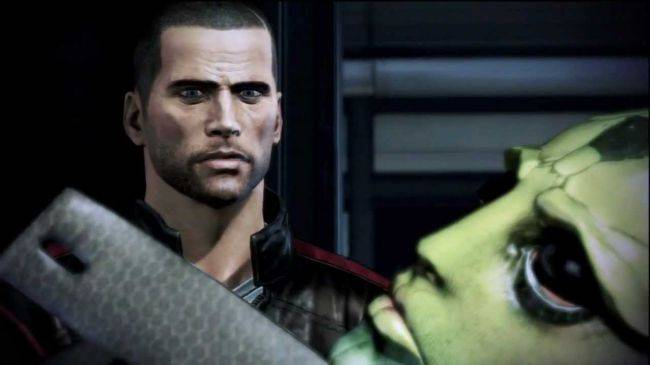 Bioware says 'we're definitely not done with Mass Effect'