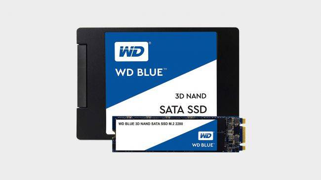 Whether 2.5-inch or M.2, all WD Blue 500GB SSDs are on sale for $57.99 until tomorrow