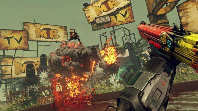 Rage 2 pre-beta footage shows off nine minutes of murderous mayhem