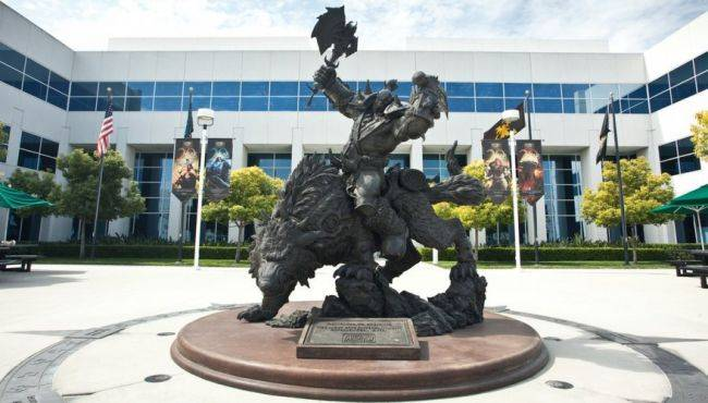 Activision Blizzard layoffs have reportedly begun