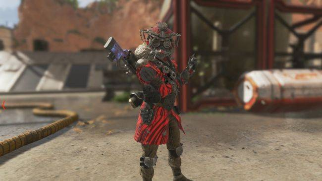 Apex Legends preseason update adds Valentine's cosmetics and bug fixes